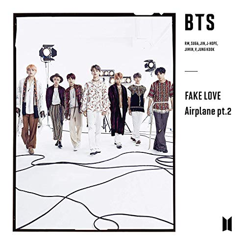 Fake Love / Airplane Pt.2 - CDM inclus Book Photo