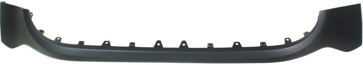 HuaZo Automotive Bumpers Bumper Cover Facial Easy-to-use Front Upper Now on sale Compati