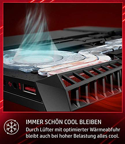 Omen by HP 15-dc0201ng 15,6 Zoll / Full HD IPS 60 Hz Gaming Laptop Bild 6*