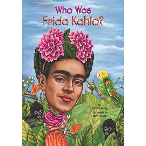 Who Was Frida Kahlo? audiobook cover art