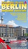 Pharus-Plan Stadtplan Berlin - Mittlere Ausgabe: Mit Innenstadt Potsdam, 1:16000