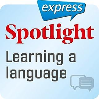 Spotlight express - Kommunikation: Wortschatz-Training Englisch - Eine Fremdsprache lernen Titelbild