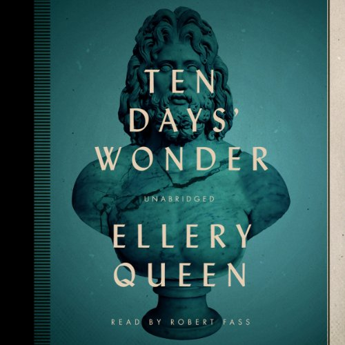 Ten Days' Wonder copertina
