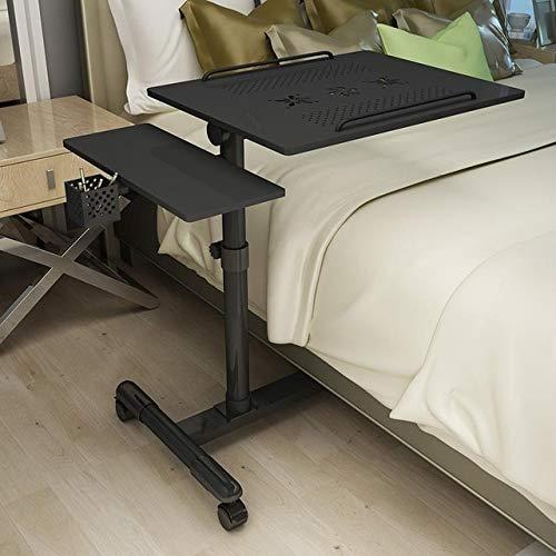 Los escritorios de ordenador portátil de elevación móvil portátil computadora de la tabla cabecera del escritorio Sofá cama plegable Escritorio de aprendizaje Tabla Tabla del ordenador portátil ajusta