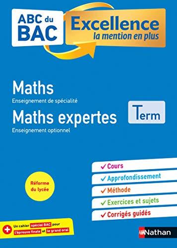 Maths & Maths Expertes Tle (ABC du Bac Excellence)