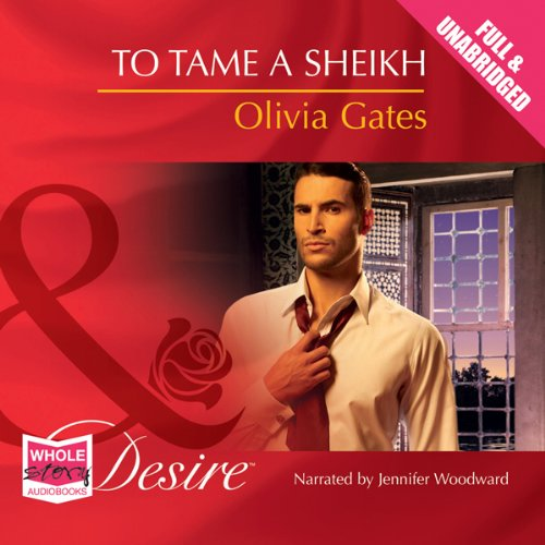 To Tame a Sheikh audiobook cover art