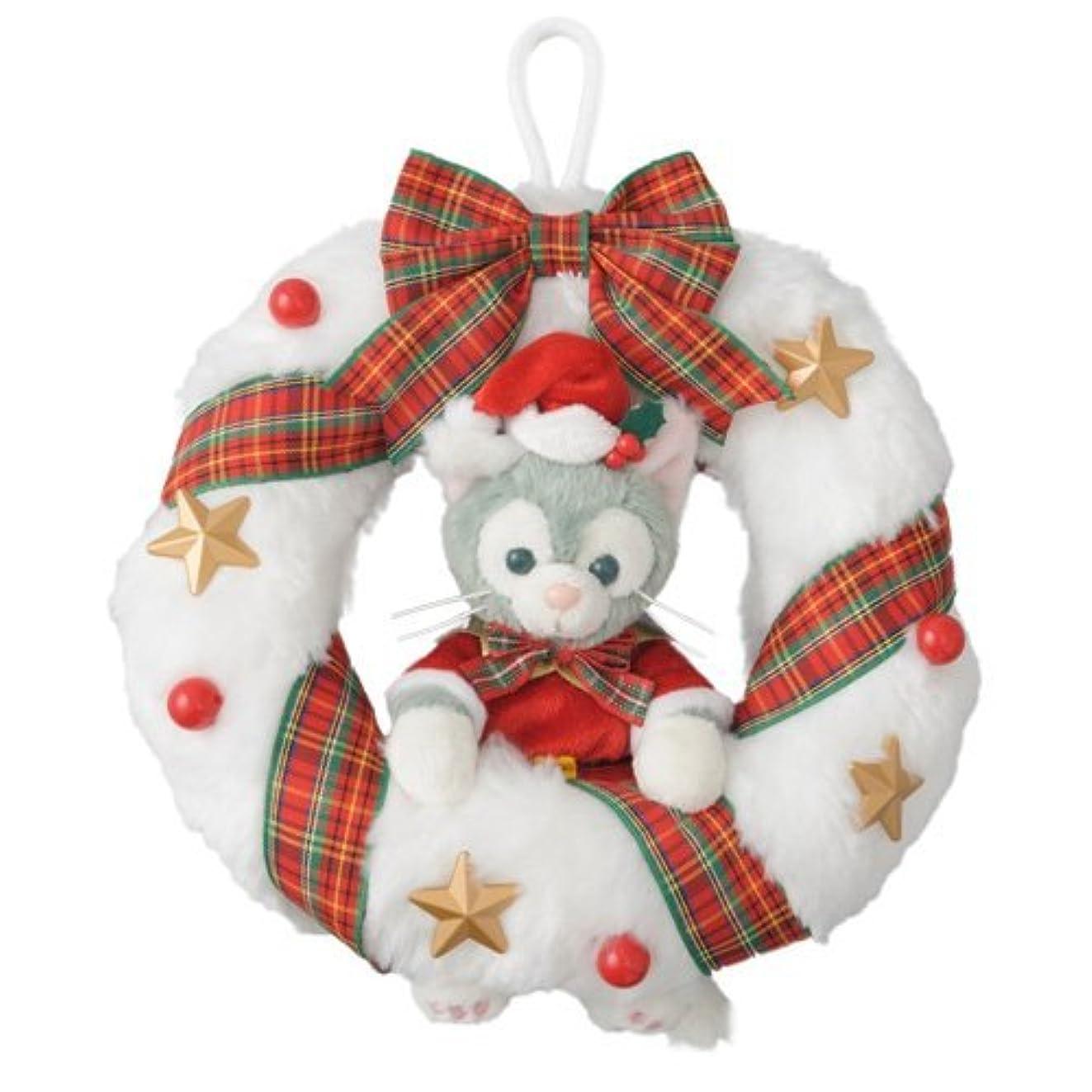 蓄積するゲージ思い出すジェラトーニ クリスマスリース ダッフィーのクリスマス2016 【東京ディズニーシー限定】 X'mas Duffy