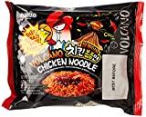 Paldo Volcano Chicken Noodle (Artificial Beef & Chicken Flavour) 140g (Pack of 4)