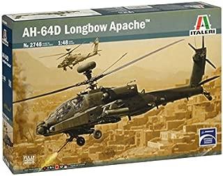 Italeri 1:48 - Ah-64d Apache Longbow British Army Air Corps