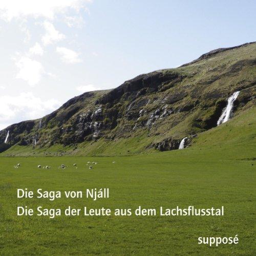 Die Saga von Njáll / Die Saga der Leute aus dem Lachsflusstal Titelbild