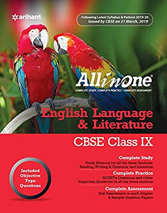 All In One English Language & Literature CBSE class 9