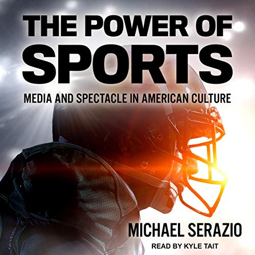 The Power of Sports audiobook cover art