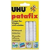 UHU® Patafix adhesivos, color blanco, reutilizables, weiss