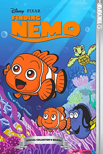 Disney Pixar Finding Nemo Manga--Special Collector's Edition