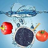 Esolom Gemüsedesinfektionsmaschine Wireless Steriliser LED UV Lamp IPX7 Lebensmittel-Sterilisator...