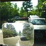 Lentille de Fresnel Rétroviseur de voiture, Large Angle de vue de stationnement Stickers de recul...