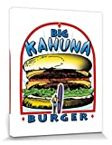 1art1 Pulp Fiction - Big Kahuna Burger Logo Bilder