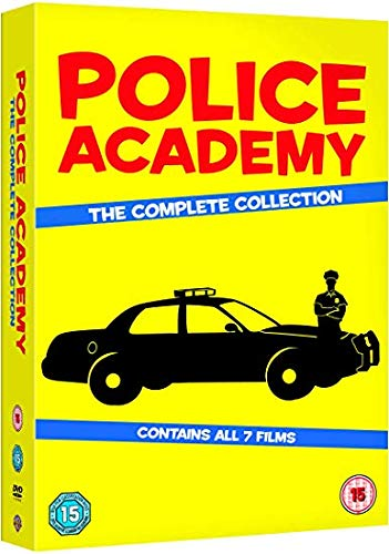 Police Academy - The Complete Collection (7 Disc Box Set) [1984] [DVD] by Steve Guttenberg