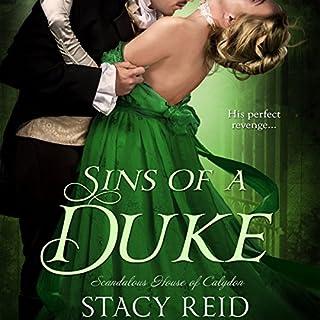 Sins of a Duke audiobook cover art