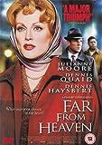 Far From Heaven [Edizione: Regno Unito] [Edizione: Regno Unito]