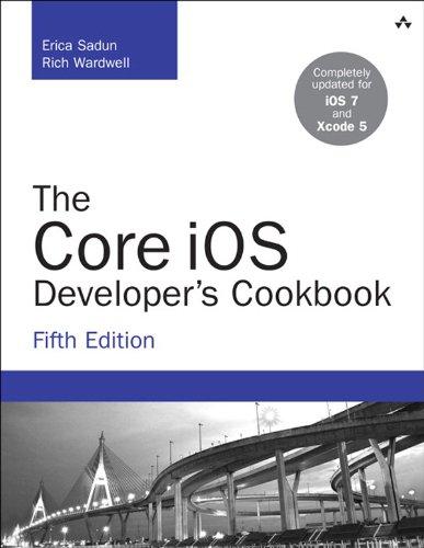 The Core iOS Developer's Cookbook (Developer's Library) (English Edition) PDF Books