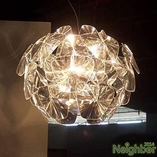 FidgetGear Luceplan Hope Pendant Light Ceiling lamp Chandelier Dia. 65cm / 75cm + LED Bulb 75cm