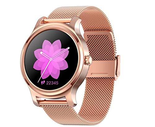 LHL El Nuevo R2 Bluetooth Call Smart Watch Sports Fitness Tracker Rate Heart Rate Smart Watch con Recordatorio De Masaje Táctil Completo para Hombres Y Mujeres Es Adecuado para iOS Androis,A
