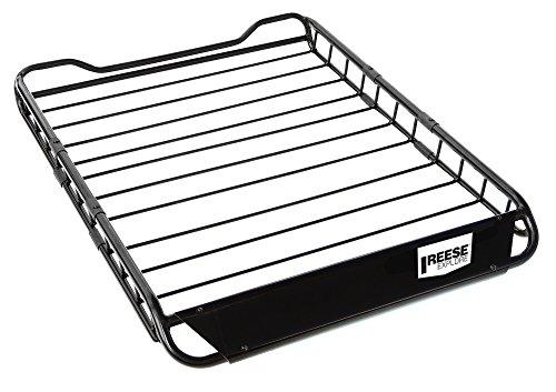 Reese Explore 1040900 Steel Rooftop Basket