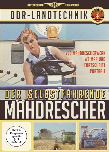 DDR - Der selbstfahrende Mähdrescher