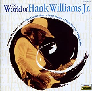 THE WORLD OF HANK WILLIAMS JR