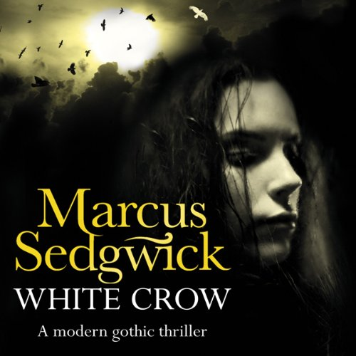 White Crow audiobook cover art