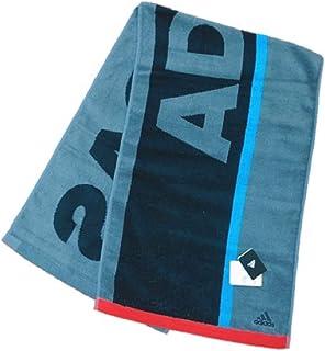 adidas(アディダス) スポーツタオル 34×110cm ラボーナ (ブラック)