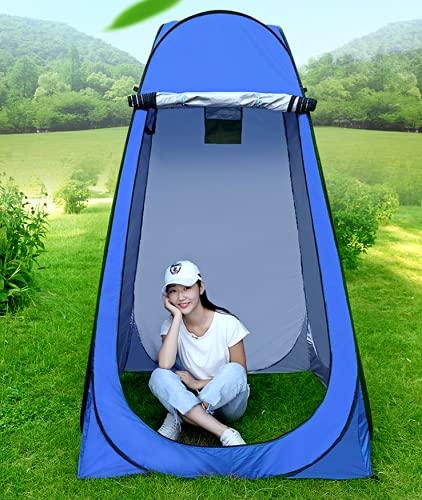 N\C Pop-Up - Tienda de ducha portátil para exteriores, toldo de campamento de aseo para camping, coche, picnic, etc