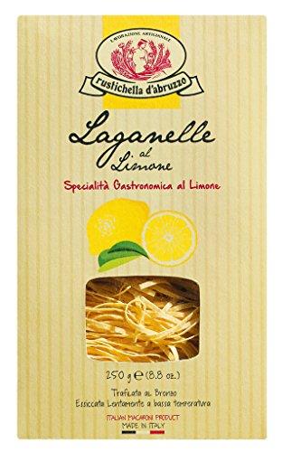 Laganelle - Eierbandnudeln mit Zitrone