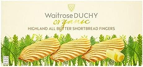 waitrose duchy shortbread
