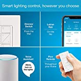 Photo #5: Lutron Caseta BDG-PKG1W-A Smart Dimmer Switch Kit With Remote