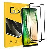 NONZERS Cristal Templado para Samsung Galaxy S10E, [2 Unidades] 2.5D Borde redondeado Premium 9H Dureza Vidrio Templado, Funda Compatible, Sin Burbujas Protector de Pantalla para Samsung S10E