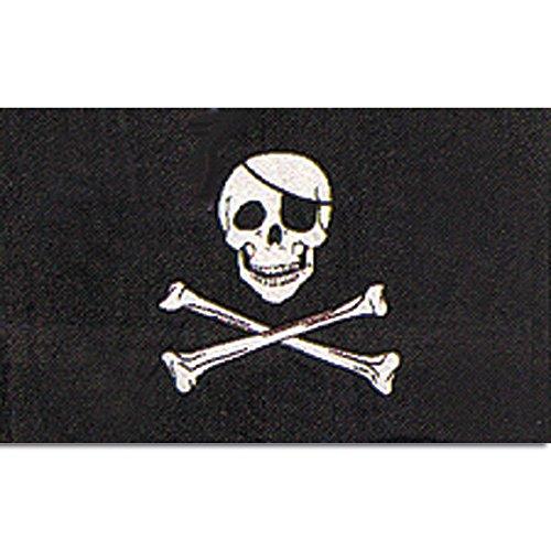Drapeau Pirate tête de mort (Jolly Roger)