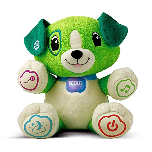 Leapfrog Mein Freund Scout 19156 Learning Toy Gr&uumln [UK Import], grün