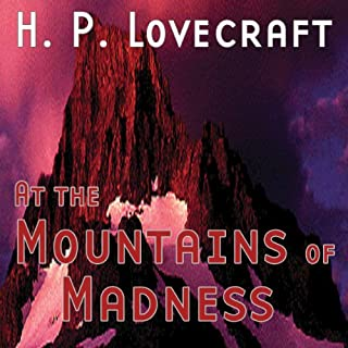 At the Mountains of Madness (Dramatized) audiobook cover art