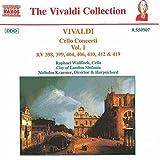 Conciertos Para Violonchelo V.1 (Kraemer