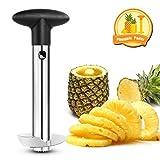 Nelipo Stainless Steel Pineapple Peeler, Pineapple Corer, Pineapple...
