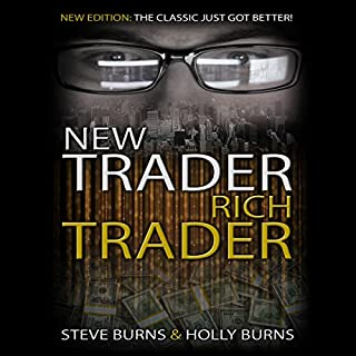 New Trader Rich Trader audiobook cover art