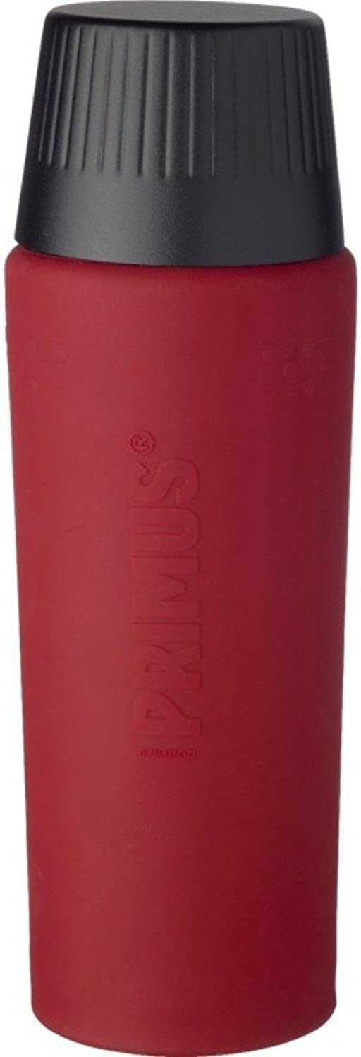 Primus Trailbreak Ex Vacuum Bottle, 0.75 L, Barn Red color