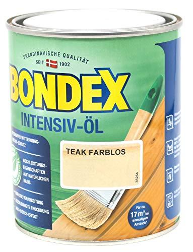 Bondex Intensivöl (0,75l, Farblos)