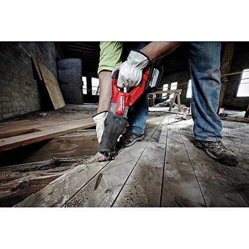 Milwaukee 2722-20 Super Sawzall Reciprocating Saw (Tool-Only)