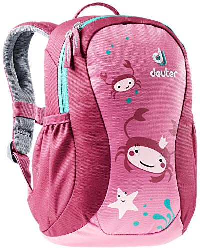 Deuter Pico Children's Backpack, One Size Hot Pink / Ruby