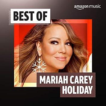 Best of Mariah Carey ホリデー