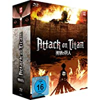 Attack on Titan - Staffel