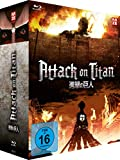Attack on Titan - Staffel 1 - Komplett [Blu-ray]